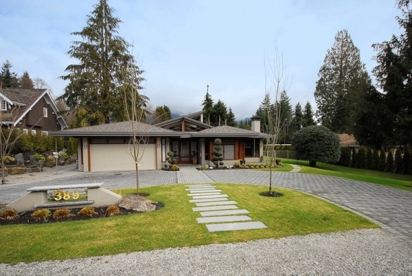 Recent property sale in West Vancouver