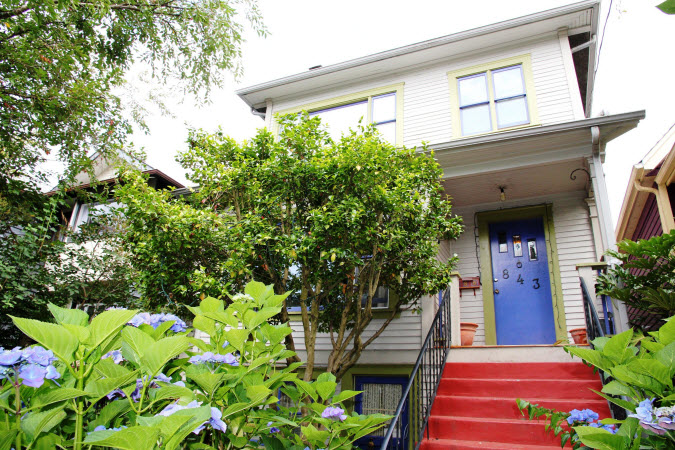 Recent property sale in Strathcona, Vancouver