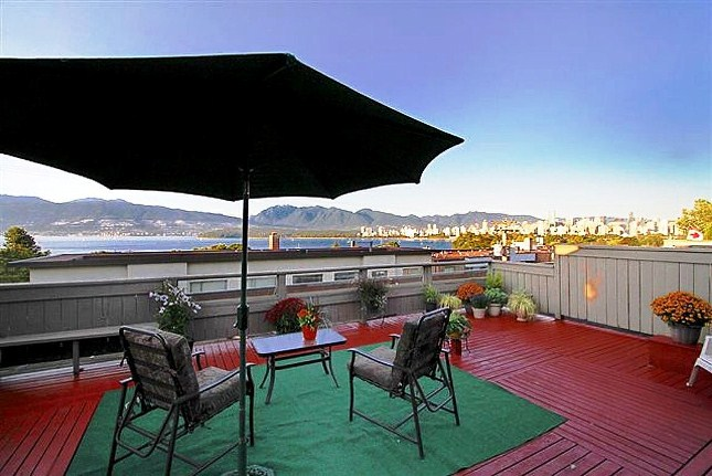 Recent property sale in Vancouver's Kitsilano