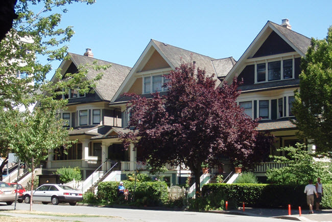 Homes In Vancouver Canada