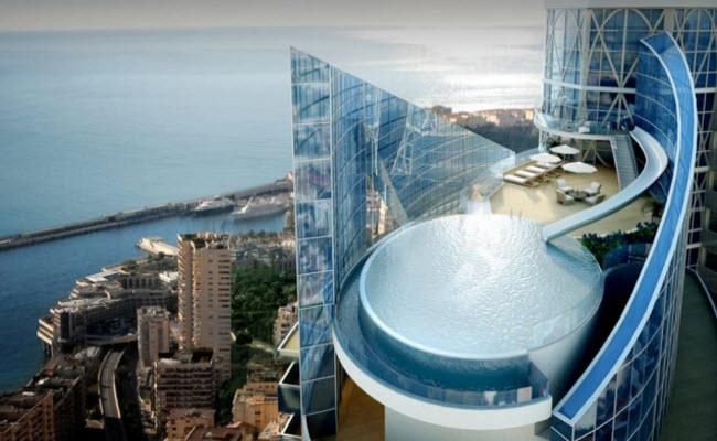 Monaco could soon become home to the world's most expensive penthouse